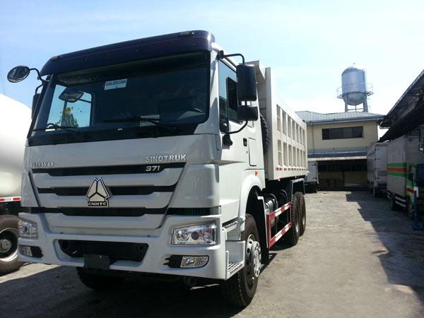 dump-truck-6×4