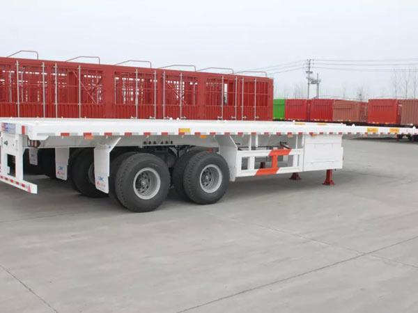 flat-semi-container